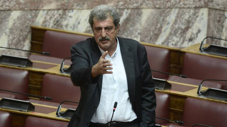 Κόντρα Πλεύρη - Πολάκη στη Βουλή