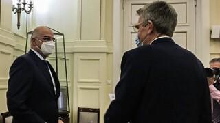 Πάιατ για τη συνάντηση με Δένδια: Χαιρετίζουμε το ρόλο της Ελλάδας ως πυλώνα σταθερότητας