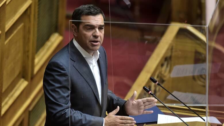 Τσίπρας: «Βάζουν φίμωτρο στο Κοινοβούλιο» – Συνέντευξη Τύπου την Παρασκευή