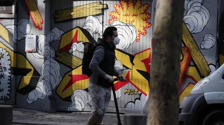 Κορωνοϊός - Παρίσι: Νέα μέτρα απαγόρευσης για delivery και takeaway