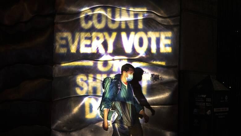 Εκλογές ΗΠΑ: Απορρίπτονται οι αγωγές Τραμπ - Η Πενσυλβάνια «έτοιμη» να δώσει νικητή