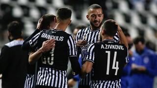 ΠΑΟΚ - Αϊντχόφεν 4-1: Εύκολη νίκη στην Τούμπα