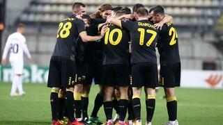 Ζόρια - ΑΕΚ 1-4: Πήρε τη νίκη και έμεινε «ζωντανή» για την πρόκριση