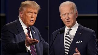 Εκλογές ΗΠΑ: Κορυφώνεται η αγωνία - Μια ανάσα από τη νίκη ο Μπάιντεν, καταγγελίες Τραμπ