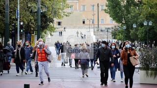 Lockdown: Σπεύδουν για τα τελευταία ψώνια οι Αθηναίοι - Κίνηση στους δρόμους