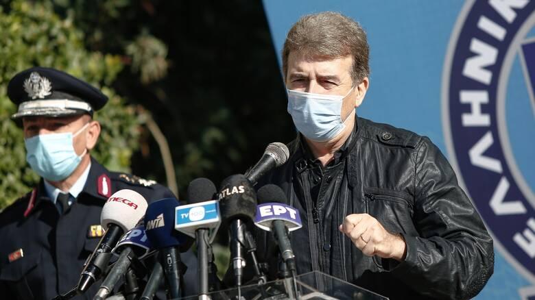Lockdown - Χρυσοχοΐδης: Δεν θα γίνει η πορεία για το Πολυτεχνείο