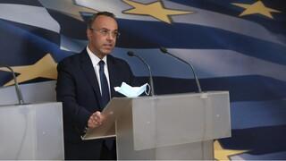 Σταϊκούρας: Στις 20 Δεκεμβρίου το επίδομα των 800 ευρώ για τις αναστολές Νοεμβρίου