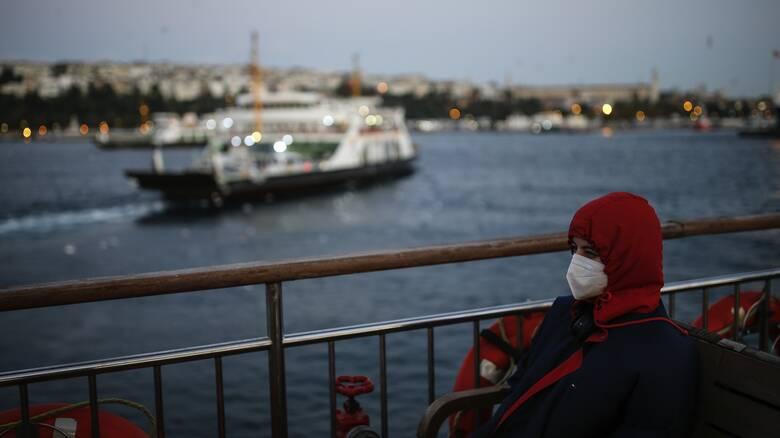 Κορωνοϊός: Η Γερμανία αμφισβητεί τον τρόπο καταγραφής κρουσμάτων στην Τουρκία