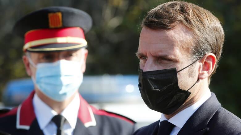 Ενίσχυση της συνθήκης Σένγκεν ενάντια στην τρομοκρατία ζητά ο Μακρόν