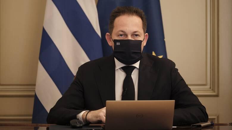 Πέτσας: Ο κ. Τσίπρας εμφανίστηκε ξανά λες και ζει σε άλλο πλανήτη