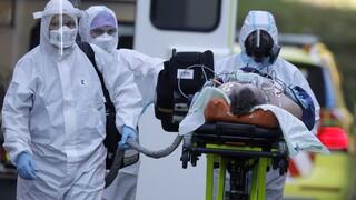 Κορωνοϊός: Αλματώδης αύξηση κρουσμάτων σε όλη την Ευρώπη – Δραματική κατάσταση σε Γαλλία, Ιταλία