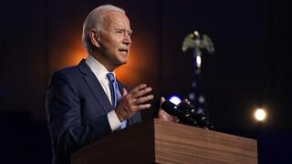Εκλογές ΗΠΑ - Μπάιντεν: «Θα κερδίσουμε τις εκλογές» - Ισχνό προβάδισμα στην Πενσιλβάνια