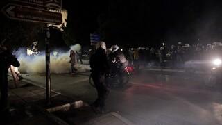 «Πεδίο μάχης» η Θεσσαλονίκη: Προσαγωγές και μια σύλληψη σε διαμαρτυρία κατά του lockdown