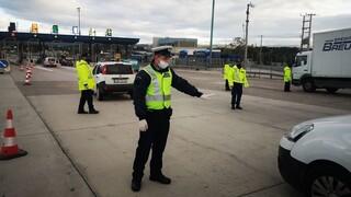 Lockdown: Η μεγάλη έξοδος - Πάνω από 70 χιλιάδες οχήματα πέρασαν τα διόδια το τελευταίο 24ωρο