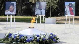 Γαλλία: Φόρος τιμής στα τρία θύματα της επίθεσης στη Νίκαια