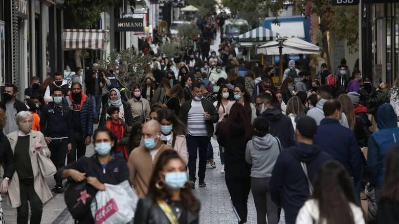 Κορωνοϊός: 80.000 ενεργά κρούσματα στην Αττική δείχνουν τα λύματα