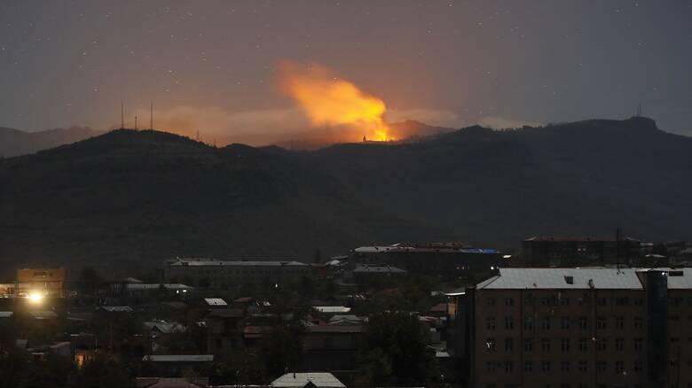 Ναγκόρνο Καραμπάχ: Σφοδρές μάχες σε εξέλιξη γύρω από τη Σούσα