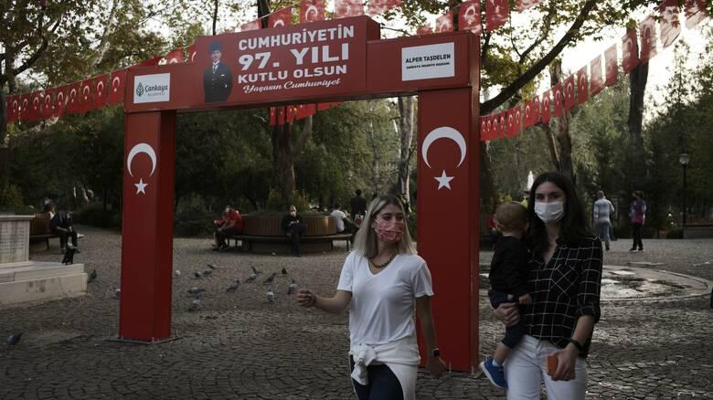 Γερμανία: Αναξιόπιστος ο αριθμός κρουσμάτων κορωνοϊού στην Τουρκία