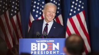 Εκλογές ΗΠΑ: 46ος Αμερικανός πρόεδρος ο Τζο Μπάιντεν