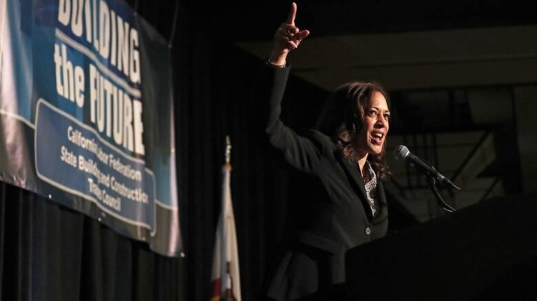 Εκλογές ΗΠΑ: Κάμαλα Χάρις η πρώτη γυναίκα αντιπρόεδρος στην ιστορία της χώρας