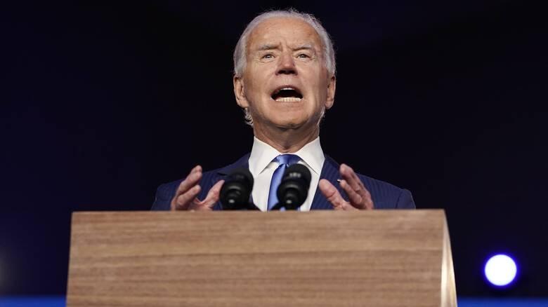 Εκλογές ΗΠΑ: Συγχαρητήρια ξένων ηγετών για την εκλογή του Τζο Μπάιντεν