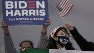 Εκλογές ΗΠΑ: «Αμερική, καλωσόρισες πίσω!» - Παγκόσμιοι ηγέτες συγχαίρουν Μπάιντεν και Χάρις
