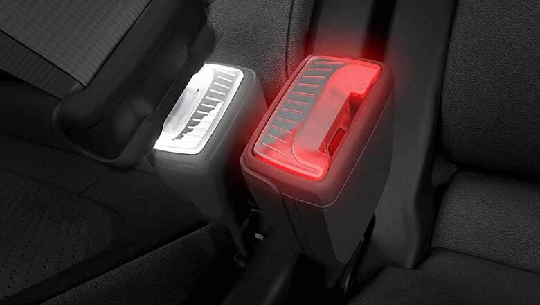 Αυτοκίνητο: Τι θα λέγατε για φωτιζόμενες, έξυπνες βάσεις για τις ζώνες ασφαλείας;