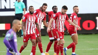 ΟΦΗ - Ολυμπιακός 0-2: Πέρασε από την Κρήτη και πήρε το πρώτο του «διπλό»