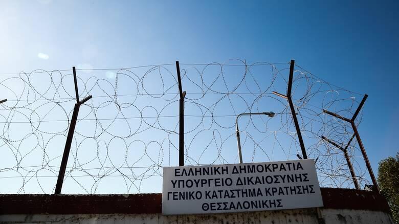 Κορωνοϊός: 65 κρούσματα στις φυλακές Διαβατών - Στη Θεσσαλονίκη η Νικολάου