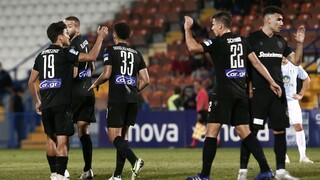 Απόλλων Σμύρνης - ΠΑΟΚ 1-3: Νίκη με «δράστη» τον Σφιντέρσκι