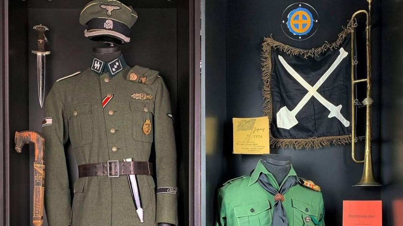 Κλέβουν αντικείμενα Ναζί από μουσεία της Ευρώπης - Περιζήτητα από συλλέκτες