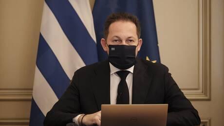«Είναι αστείο»: Η απάντηση Πέτσα στο CNN Greece για τα περί παραίτησης Κεραμέως του ΣΥΡΙΖΑ