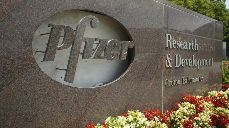 Αναμένεται ράλι για τη μετοχή της Pfizer στη Wall Street