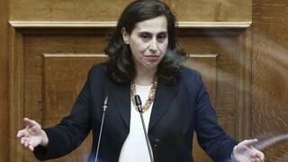 ΚΙΝΑΛ - Κεφαλίδου: Να κατατεθεί στη Βουλή η σύμβαση μεταξύ του Δημοσίου και της Cisco Hellas A.E.