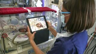 Κορωνοϊός - Έρευνα: Πολύ σπάνια η σοβαρή λοίμωξη στα νεογέννητα