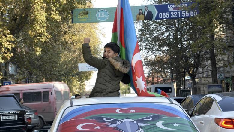Ναγκόρνο Καραμπάχ: Μόνο ρωσική ειρηνευτική δύναμη στην περιοχή, διευκρινίζει η Μόσχα