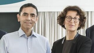 Εκατομμυριούχοι και παθιασμένοι με την ιατρική: Το ζευγάρι πίσω από το εμβόλιο κατά του κορωνοϊού