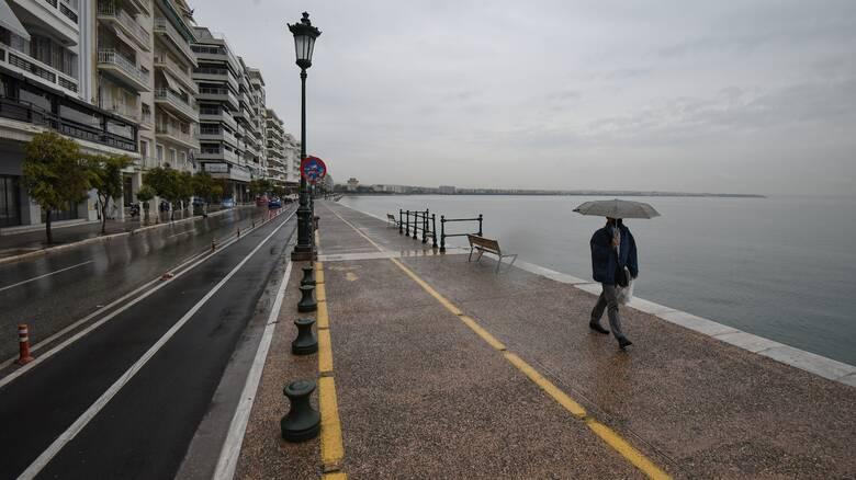 Θεσσαλονίκη: Τα λύματα «δείχνουν» πως η πόλη απέχει από μία πτωτική πορεία του κορωνοϊού