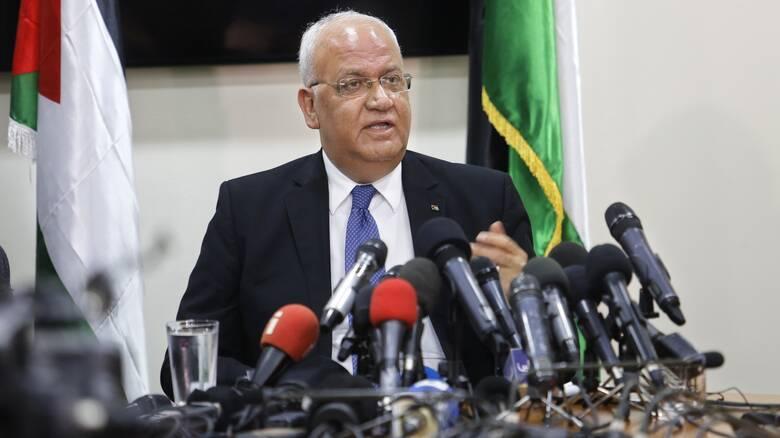 Κορωνοϊός: Πέθανε ο κορυφαίος Παλαιστίνιος διαπραγματευτής Σαέμπ Ερεκάτ