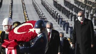 Ερντογάν: Η Τουρκία δίνει «ιστορική μάχη» - Προσπαθούν να μας παγιδεύσουν