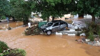 Κακοκαιρία - Κρήτη: Πλημμύρες, κατολισθήσεις και ανυπολόγιστες ζημιές σε Χερσόνησο και Μάλια