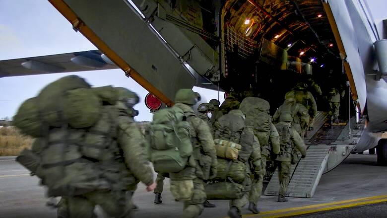 Ναγκόρνο Καραμπάχ: Η Ρωσία αναπτύσσει 2.000 στρατιώτες