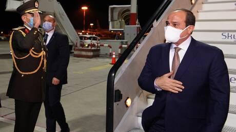 Επίσκεψη Αλ Σίσι: Συναντήσεις με Σακελλαροπούλου και Μητσοτάκη