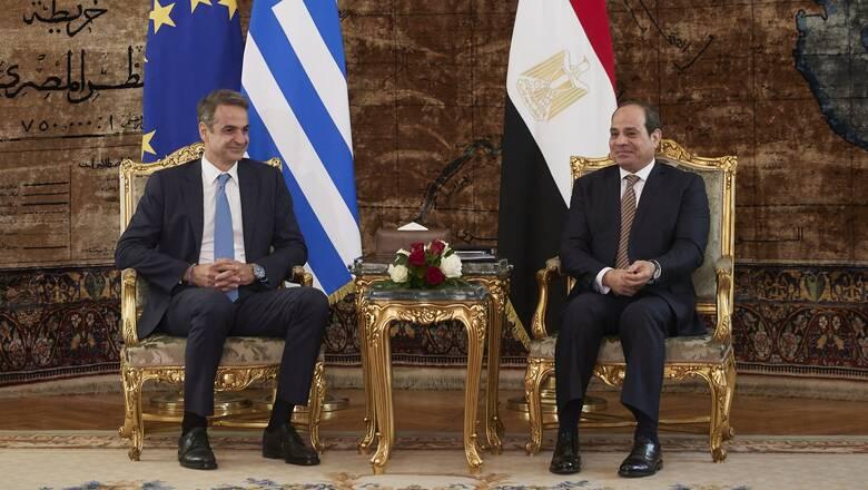 Η σημασία της επίσκεψης Αλ Σίσι στην Αθήνα και τα 12 ναυτικά μίλια