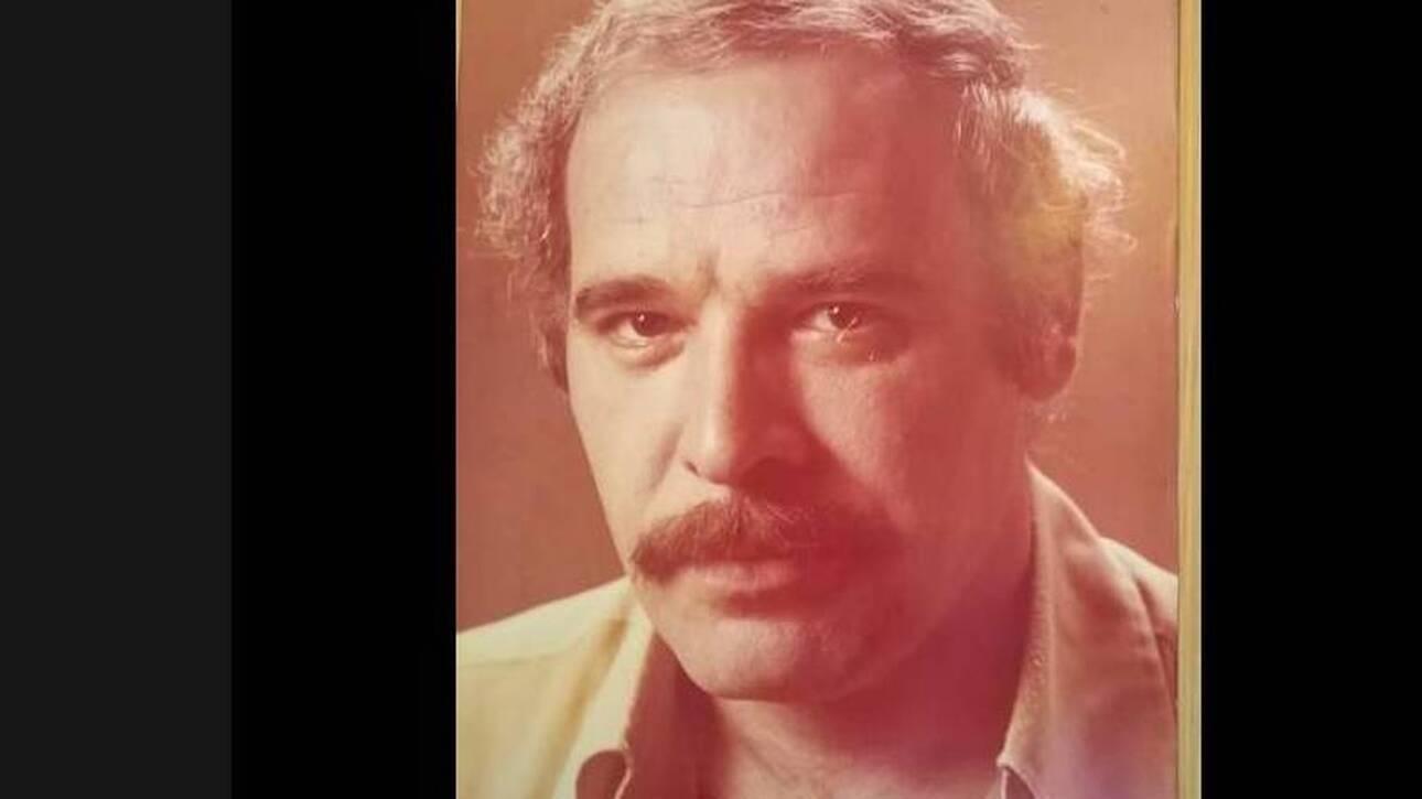 Πέθανε ο ηθοποιός Χρήστος Ζορμπάς - Ο «κακός» της Ευδοκίας