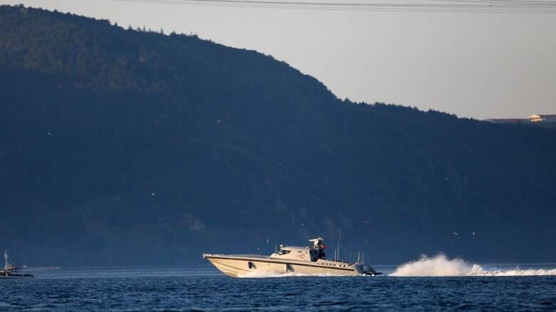 Σύγκρουση ελληνικού τάνκερ με τουρκικό ψαροκάικο στα Άδανα - Πέντε αγνοούμενοι
