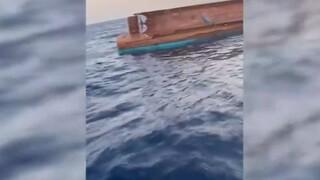 Σύγκρουση ελληνικού τάνκερ με τουρκικό ψαροκάικο στα Άδανα - Tέσσερις νεκροί, ένας αγνοούμενος