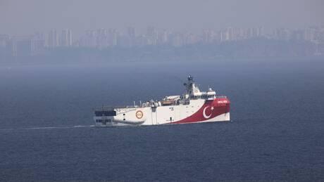 Τουρκική προκλητικότητα: Νέα Navtex για το Oruc Reis