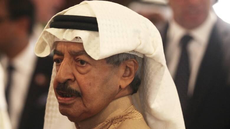 Μπαχρέιν: Απεβίωσε ο σεΐχης Χαλίφα, πρωθυπουργός επί 49 χρόνια