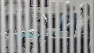 Κορωνοϊός: Γέμισαν οι ΜΕΘ στο Βενιζέλειο - Διακομιδή ασθενή στο ΠΑΓΝΗ